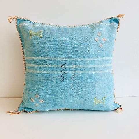 Moroccan 'Sabra' Silk Cushion Cover : No.04