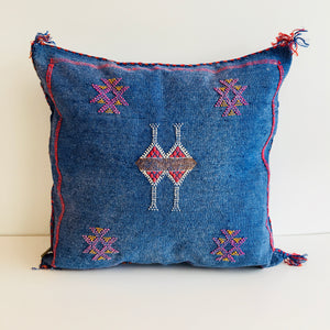 Moroccan 'Sabra' Silk Cushion Cover : No.05