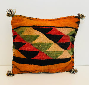 Vintage Moroccan Cushion | Jo