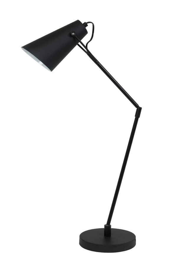 Bureaulamp BORRE zwart+mat Light&Living - Noirhome