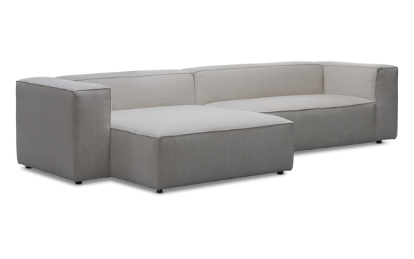 I-Sofa River Hoekbank Links Beige - Noirhome
