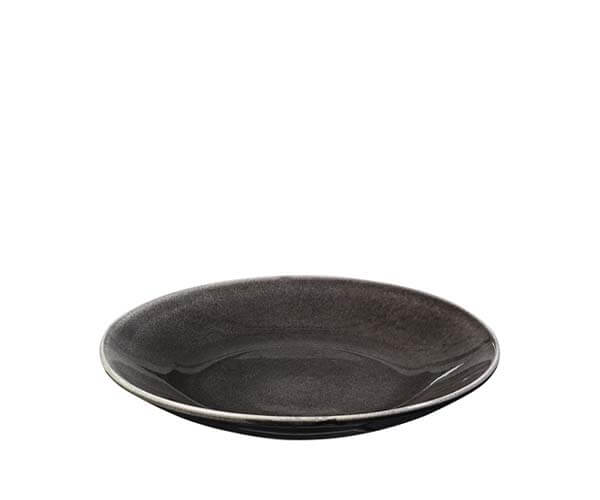 nordic coal pasta plate - Noirhome