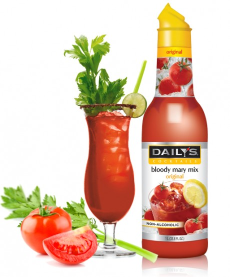Daily's Bloody Mary Mix Original (1L)