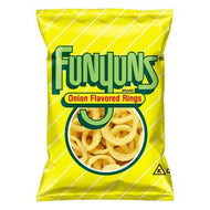 FritoLay FunYuns Onion Flavored Rings (21.2g)