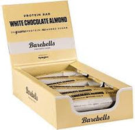 Barebells White Chocolate Almond  Protein Bars (case 12x55g)