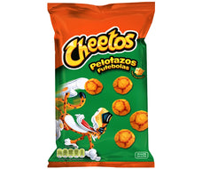 Cheetos Pelotazos Futebolas, Small Bag (40g)