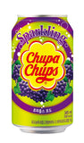 Chupa Chups Sparkling Soda, Grape (345ml)