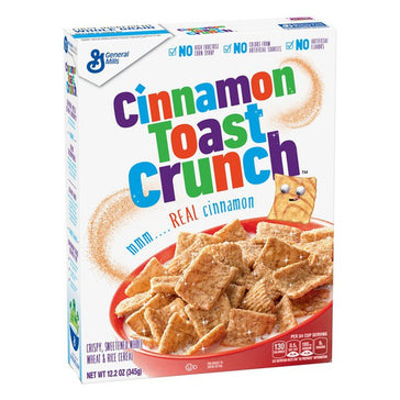 Cinnamon Toast Crunch 340g