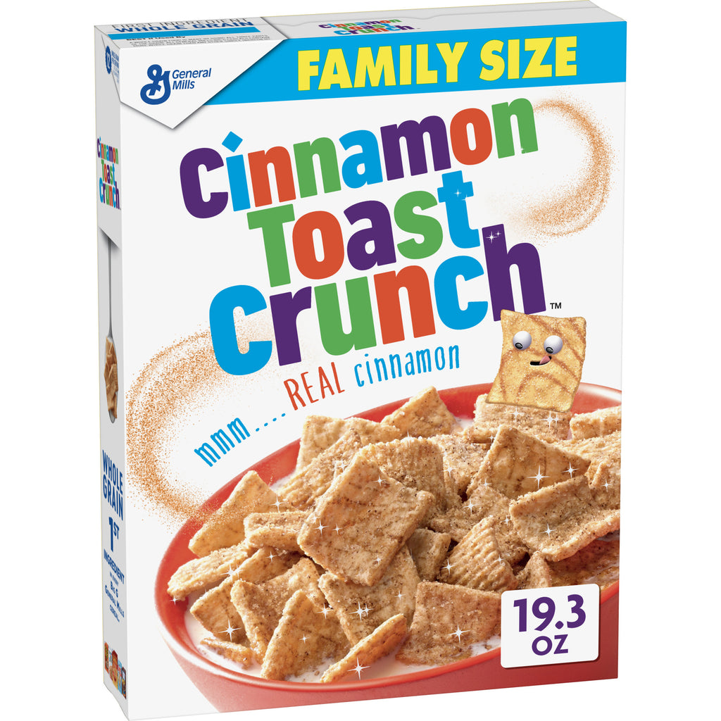Cinnamon Toast Crunch - The Junior's
