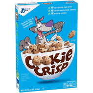 Cookie Crisp cereal (318g) The Junior's