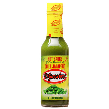 El Yucateco Chili Jalapeño 150ml