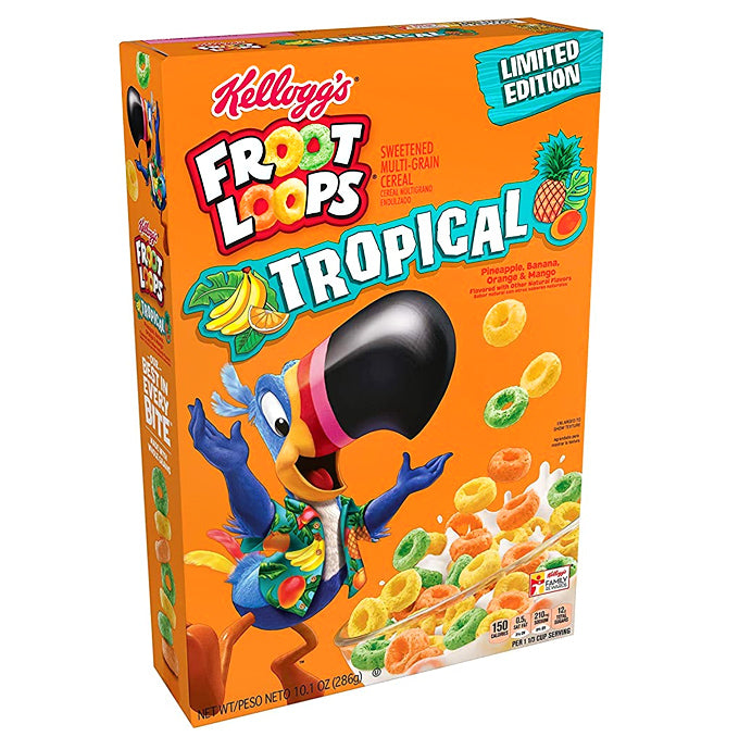 Froot Loops Tropical, Limited Edition
