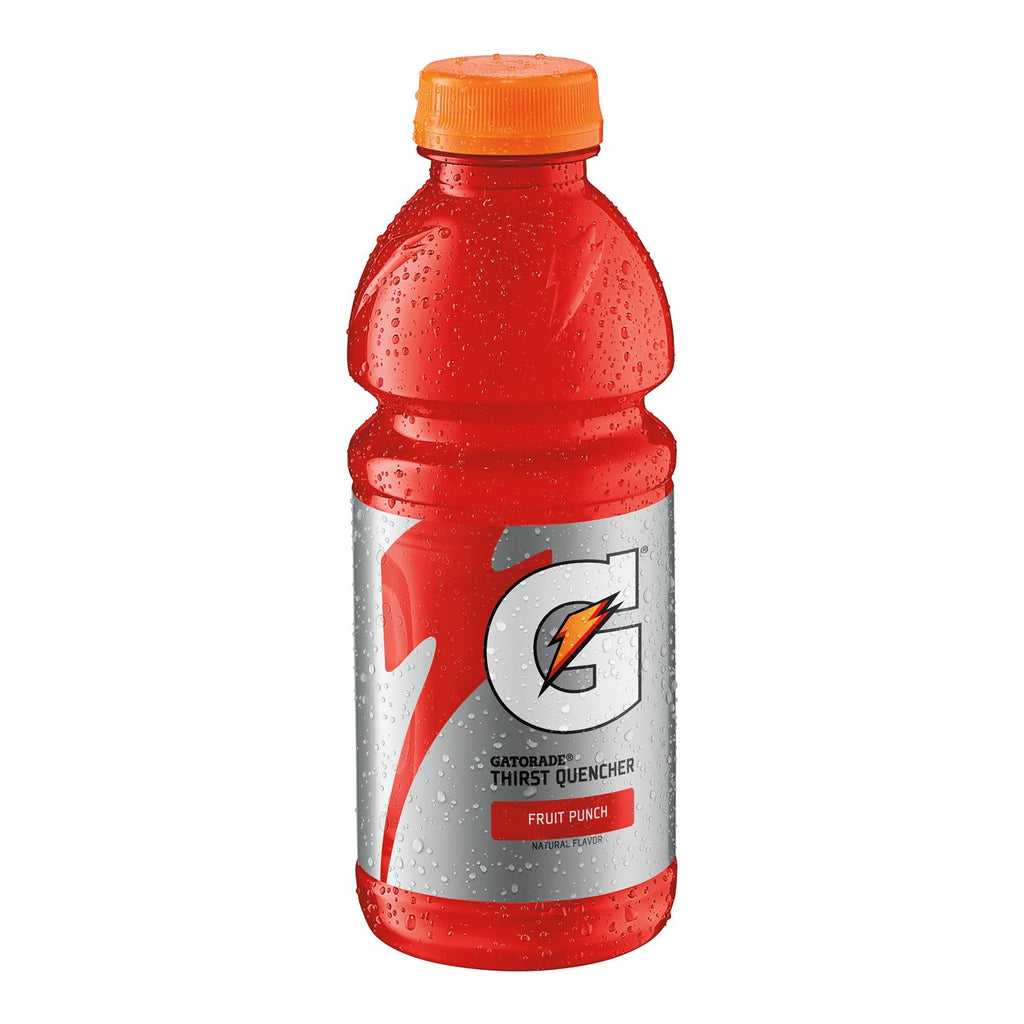 Gatorade Thirst Quencher, Fruit Punch (591ml)