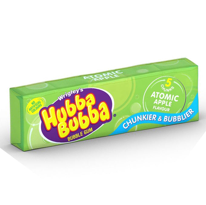 Hubba Bubba Atomic Apple (35g)