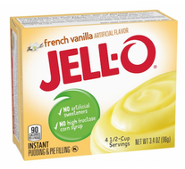 Jell-O French Vanilla