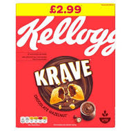 Kellogg's Krave Cereal (375g)