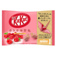 KitKat Mini Raspberry - Japan
