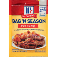 McCormick Bag 'n Season Pot Roast (22g)