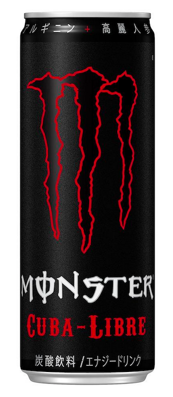 Monster Energy, Cuba Libra (355ml)