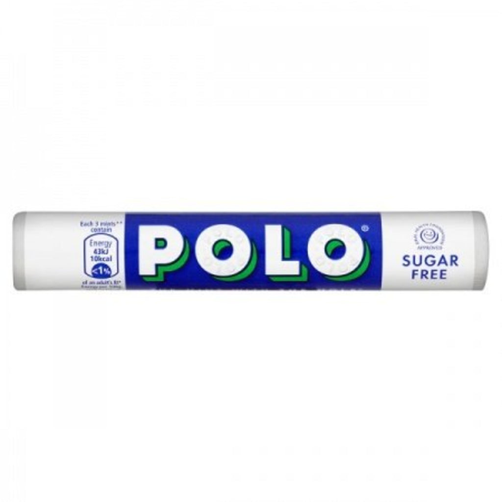 Nestlé Polo Sugar Free, Roll (30g)