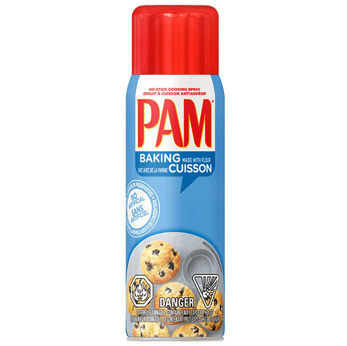 Pam Baking Cuisson (141g)