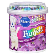 Pillsbury Funfetti Bold Purple