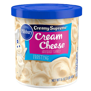 Pillsbury Frosting, Cream Cheese (453g)