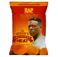 Rap Snacks Wavy, Lil Boosie's Louisiani Heat (78g)