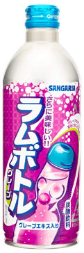 Sangaria Ramu Bottle (Grape) (500ml)