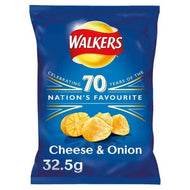 Walkers Cheese & Onion (25g)