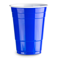 American Cups, Blue (25 Pack) (473ml)