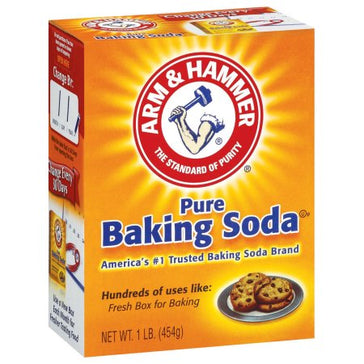 Arm & Hammer Pure Baking Soda (454g)