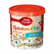 Betty Crocker Rainbow Chip Frosting (453g)