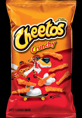 Cheetos Crunchy, King Size (99g)