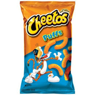 Cheetos Jumbo Puffs Large Bag (249g)