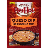 Frank's RedHot Queso Dip Seasoning Mix (24g)