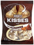 Hershey's Kisses Almonds (150g)