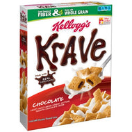 Kellogg's Krave Chocolate Cereal (323g) (BEST-BY 21-12-2018)