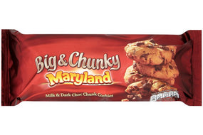 Maryland Big & Chunky, Milk and Dark Cookies (144g)
