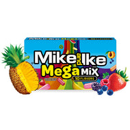 Mike and Ike Mega Mix 10-Flavors (141g)