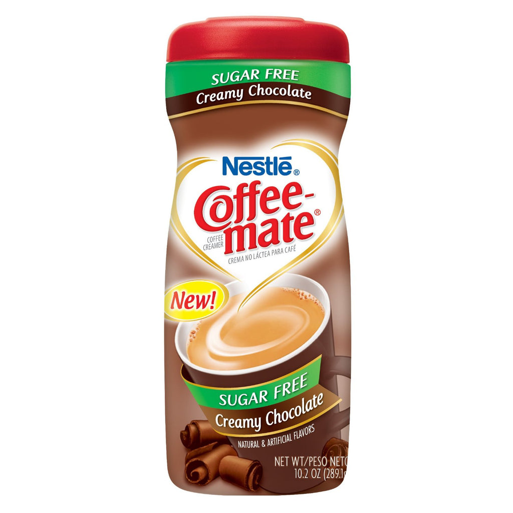 Coffee-Mate Creamy Chocolate Sugar free (289g)