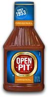 Open Pit Barbecue Sauce Original (510g)