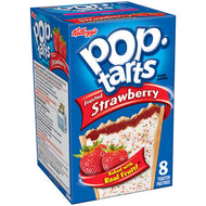 Kellogg's PopTarts Frosted Strawberry (416g)