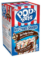 Kellogg's PopTarts Frosted Hot Fudge Sundae (416g)