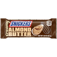 Snickers Creamy Almond Butter (39g) (BEST-BY 08-2019)