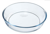 Bake & Enjoy Glass Cake dish High resistance 26 cm