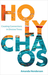 """Holy Chaos"" book cover"