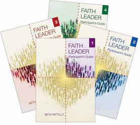 Faith Leader Participant's Guides (set of 4 books)