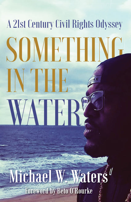 """The cover of """"Something in the Water"""""""