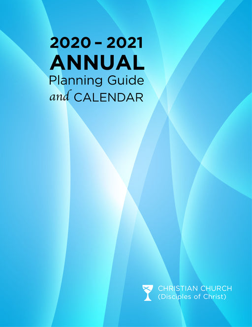 Annual Planning Guide & Calendar 2020-2021 (Print Edition)